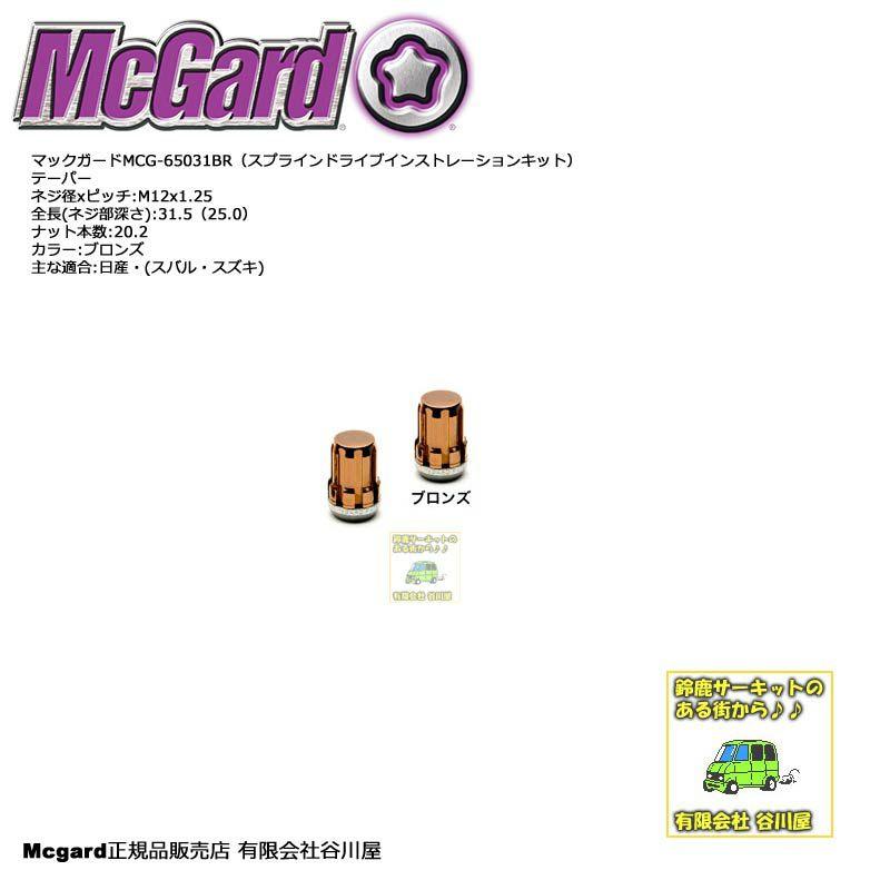 McGardマックガードMCG-65031BR