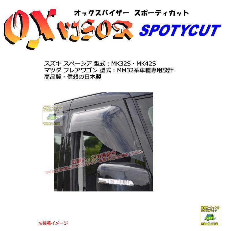SP-94:OXバイザースポーティカット